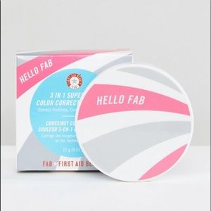 First Aid Beauty Color Correcting Cushion